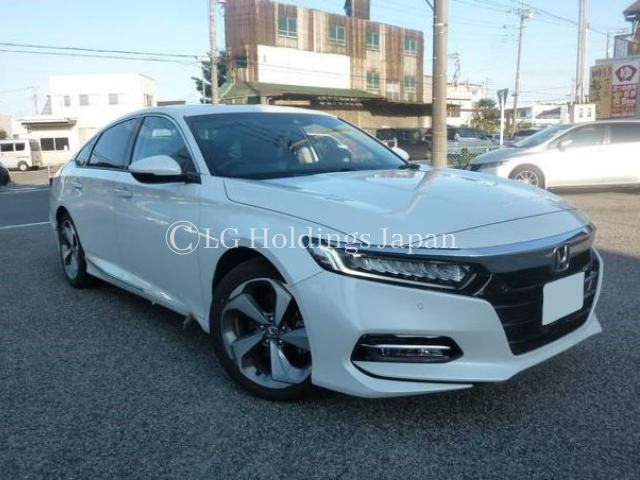 2020 HONDA Accord CV3