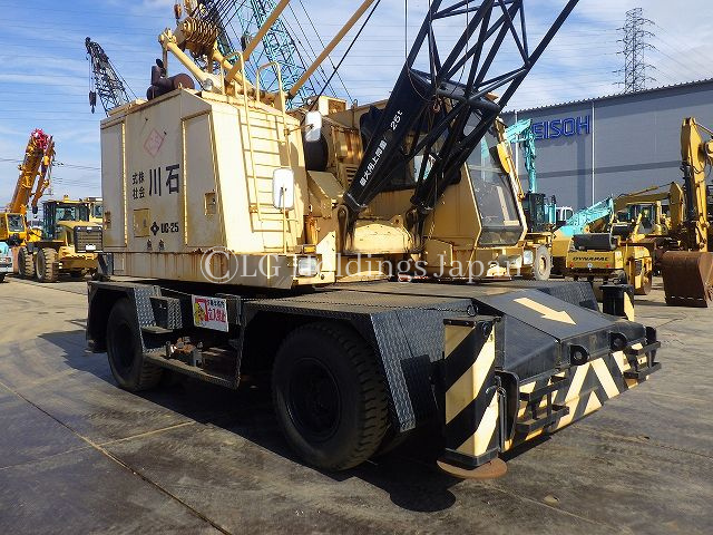 1989 Sumitomo Mechanical Mobile Crane ***