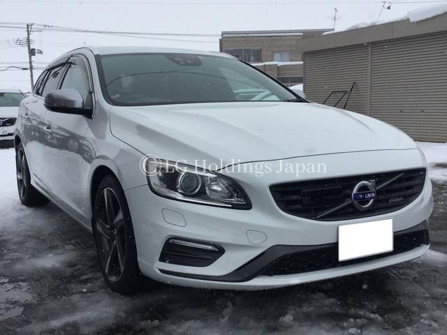 2014 VOLVO  V60 T4 R-DESIGN PLUS ***