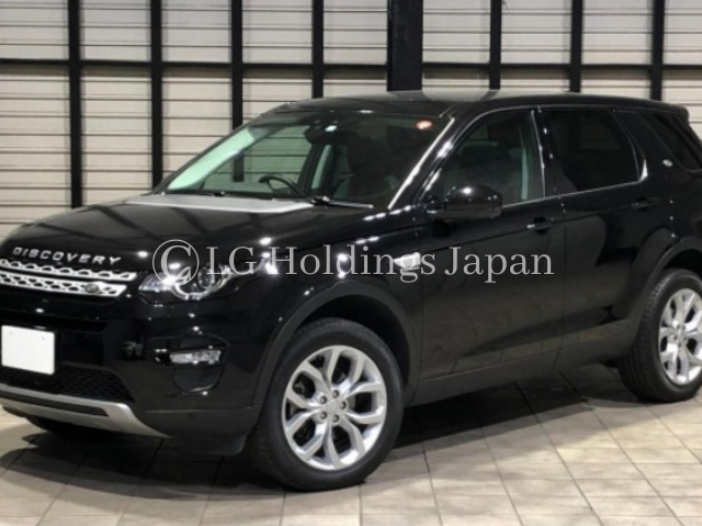 2016 ROVER DISCOVERY LC2A