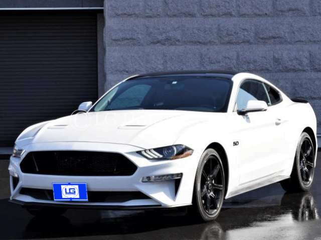 2018 FORD MUSTANG ***