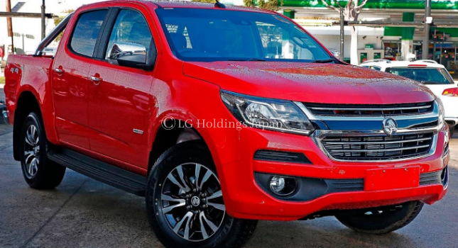 2020 Holden Colorado ***