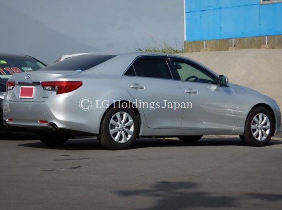 2013 Toyota Mark GRX130