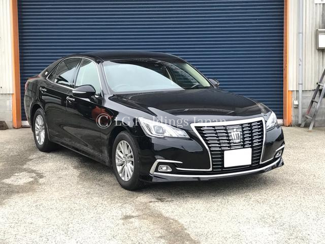 2017 Toyota Crown GRS210