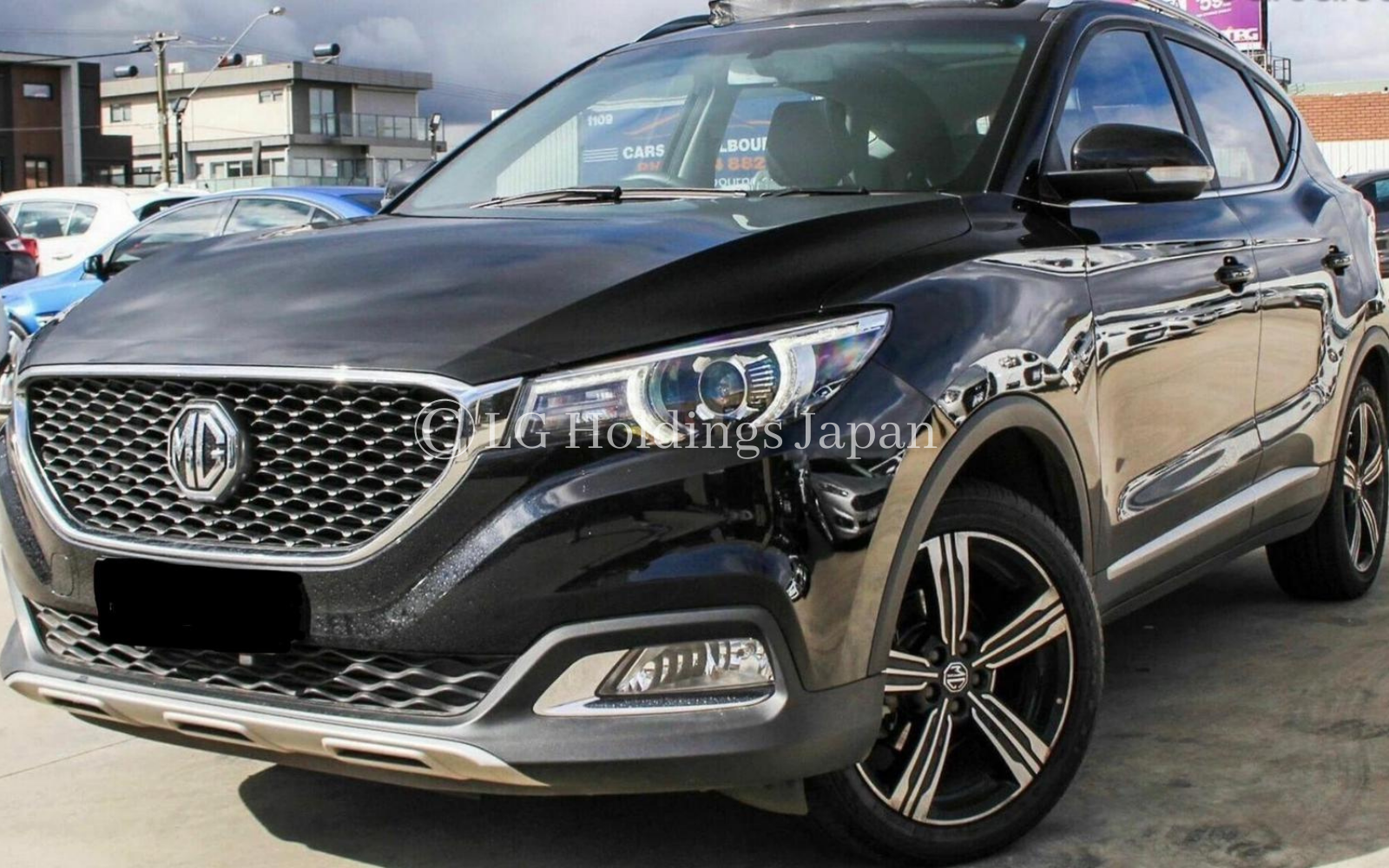 2018 Mg ZS Essence ***