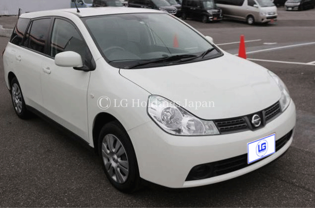 2018 Nissan Wingroad VY12