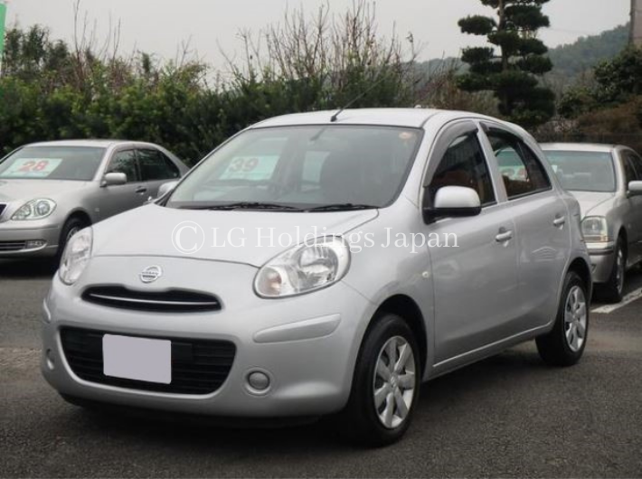 2012 Nissan March K13