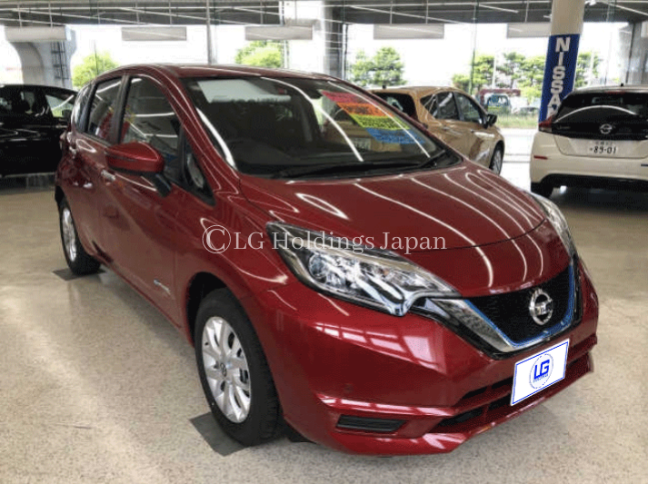 2020 Nissan Note HE12